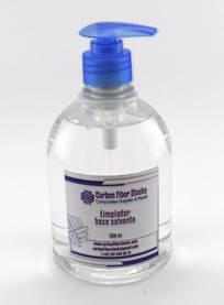 Limpiador líquido para herramientas