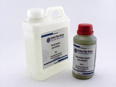 Resina Epoxica para Infusion con Endurecedor