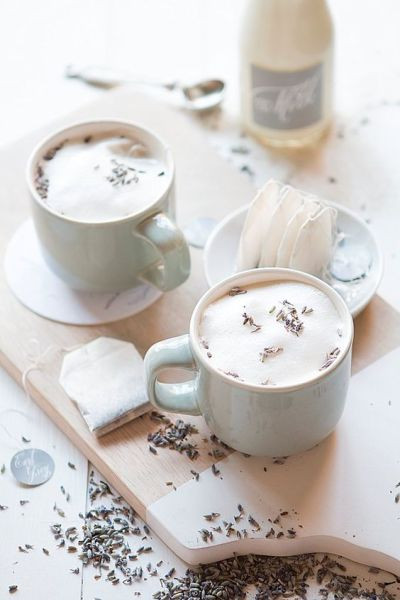 Saturday Sips: London Fog | Evermine Occasions | www.evermine.com #drink #recipe: