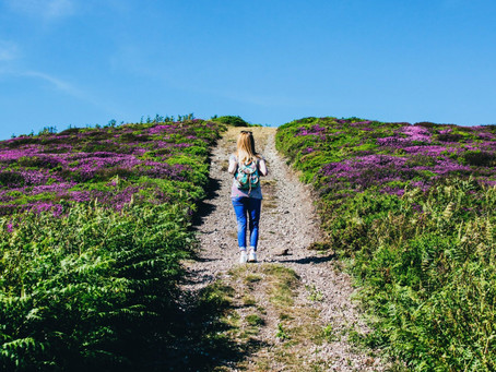 How a 1-Hour Walk Can Change Your Life