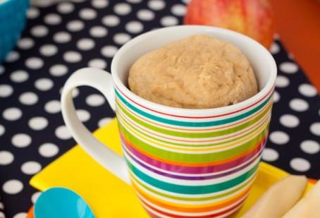 PB&C 5-Minute Mug Cake