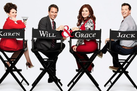 Image result for will & grace 2017