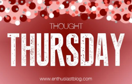 Thought Thursday: Recovering From Emotional Trauma
