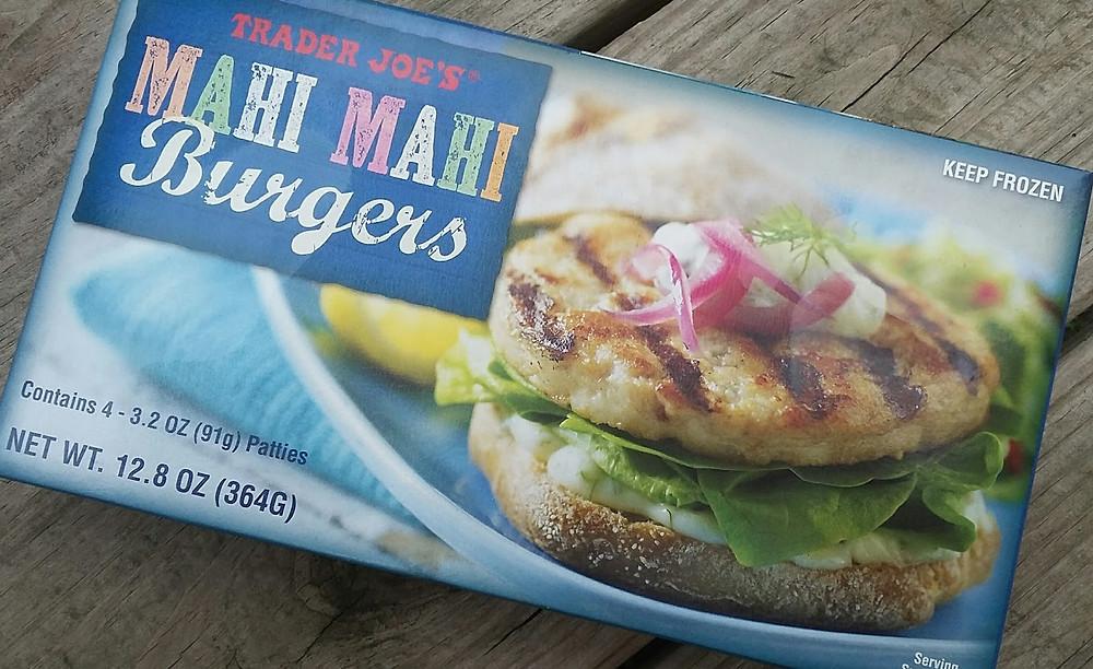 Image result for mahi mahi burgers trader joes