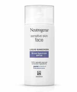 Image result for neutrogena sensitive skin sunscreen