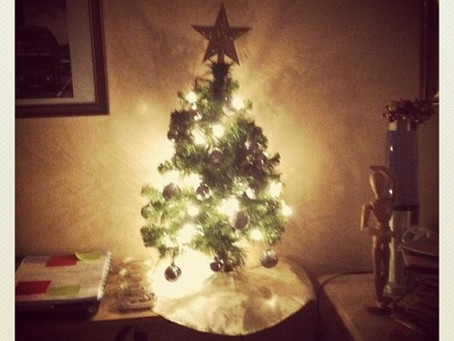 Christmas has arrived!