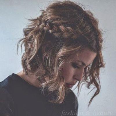 hair styles for medium hair: