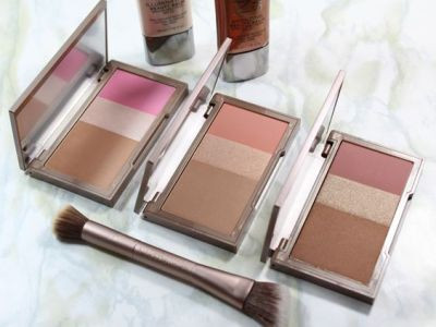 Urban Decay Naked Flush Cheek Palettes: