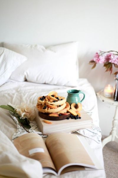 Breakfast in Bed: