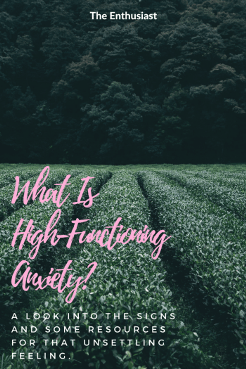 High-Functioning Anxiety