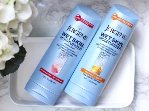 Image result for jergens wet skin moisturizer