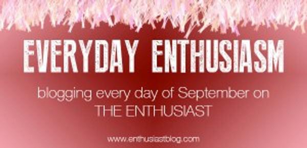 Everyday Enthusiasm Header