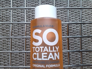 Image result for so totally clean deep pore cleanser
