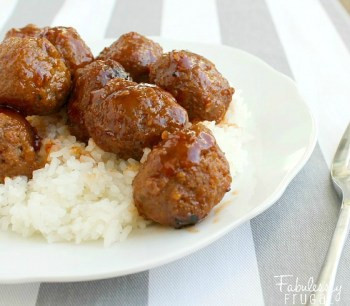 Slow Cooker Honey Garlic Meatballs Recipe