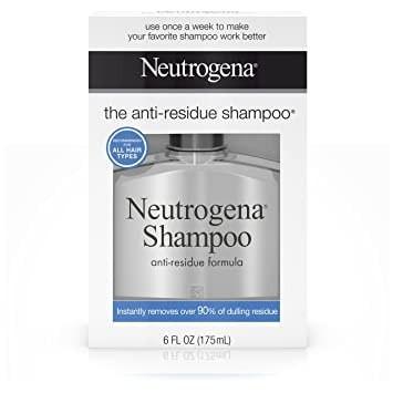 Image result for neutrogena shampoo