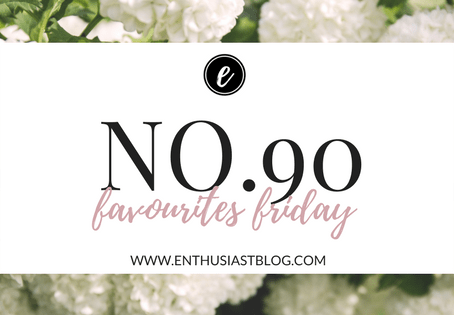 Favourites Friday No.90