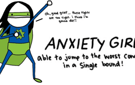 A Reminder on Anxiety