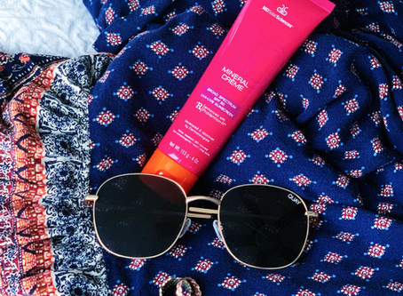 My Favourite Sun Care for Sensitive Skin