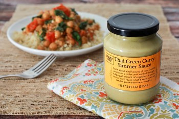 Image result for trader joe's green thai curry simmer sauce
