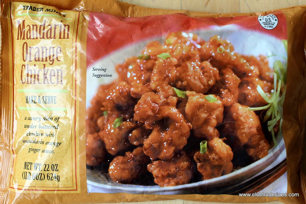 Image result for trader joe's mandarin orange chicken