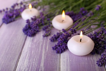 Image result for lavender candles