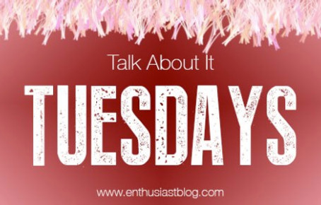 Talk About It Tuesdays 5: Month Long Blogging