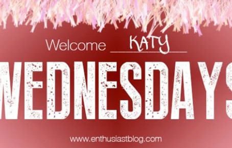 Welcome Wednesdays 3: KatySuzie