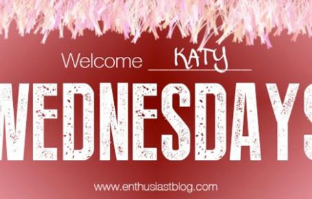 Welcome Wednesdays 3: KatySuzie
