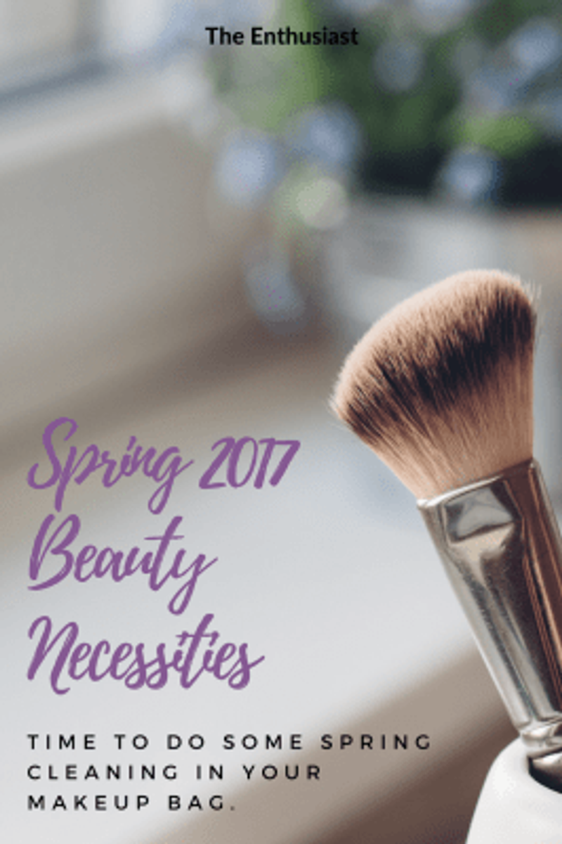 Spring Beauty Necessities