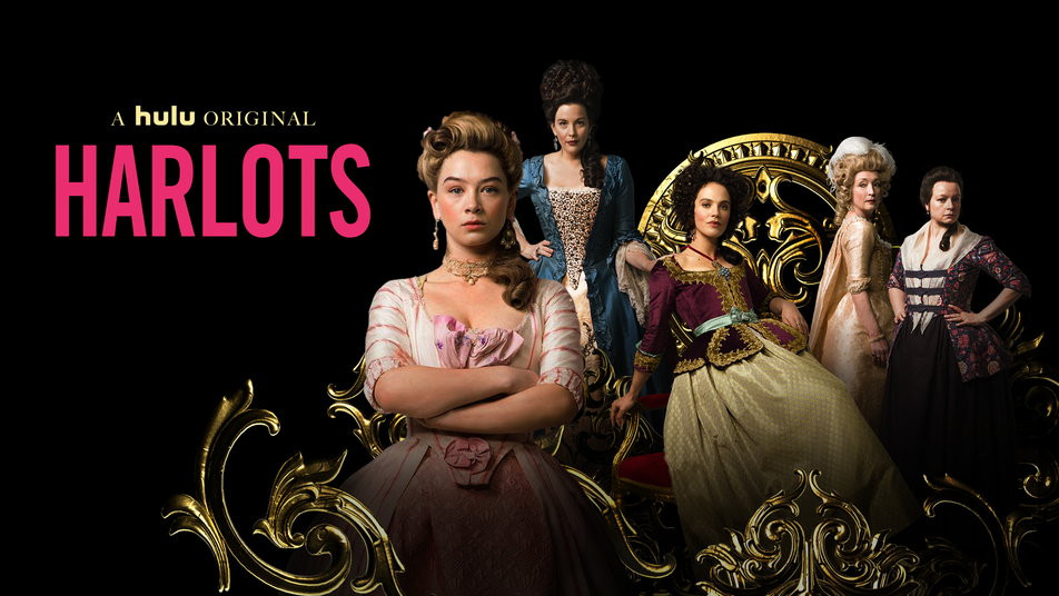 Image result for harlots hulu