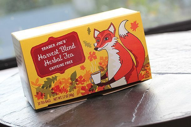 Image result for tj's harvest blend herbal tea