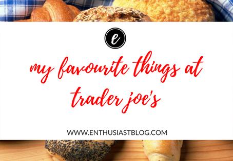 My Favourite Things at Trader Joe's