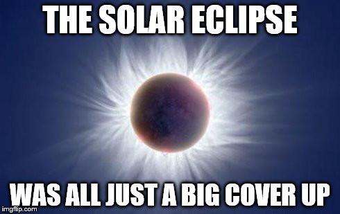 Image result for solar eclipse meme