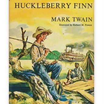 'Huck Finn': Wrong to Lie