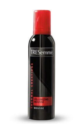 Best Mousse: Tresemme Thermal Creations Volumizing Mousse: