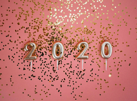 My 2020 Focus Word