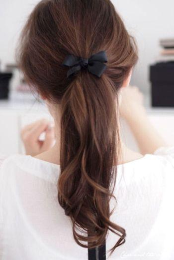 ponytail:
