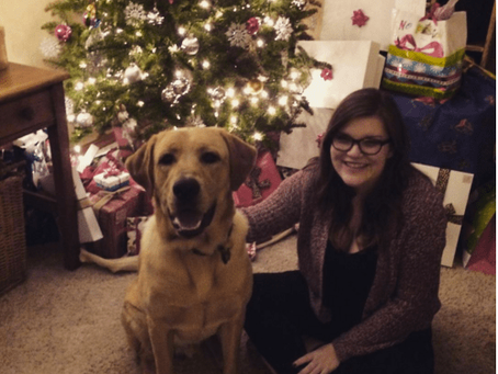 A Christmas Post