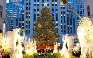 Image result for rockefeller christmas tree