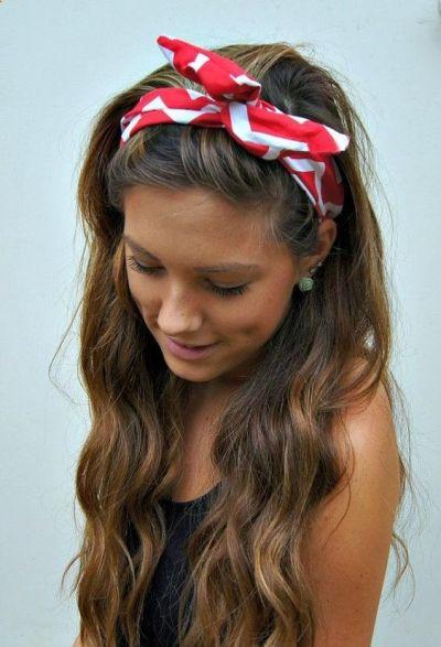 Cute hair!: