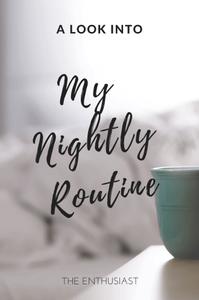 my-nightly-routine