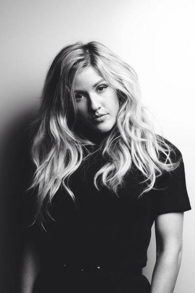 Ellie Goulding! My favorite singer!: