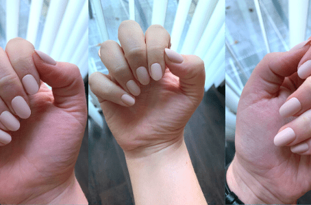 A Week With Fake Nails