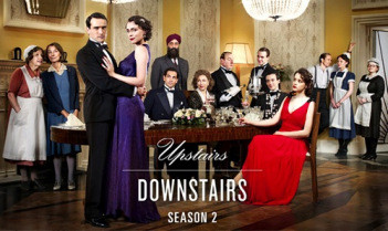 Image result for upstairs downstairs