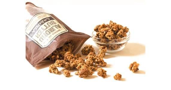 Image result for trader joe's almond butter granola