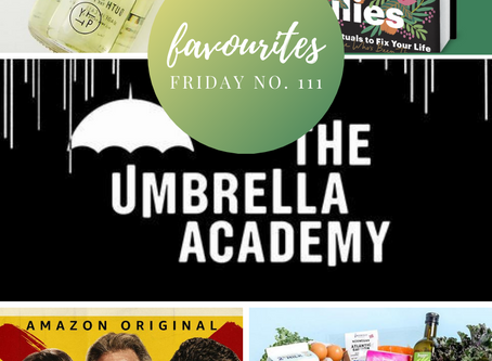 Favourites Friday No.111