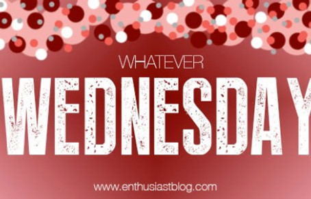 Whatever Wednesday: Tales From a Love Guru