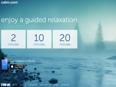 20 Ways to Relax