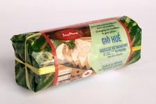 Vietnamese Sausage (Giò Lua) - Garlic and Pepper