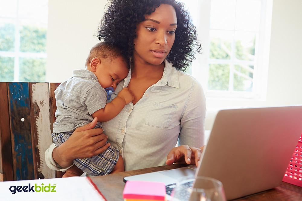 5 of the Best Strategies for a Working Parent to Avoid Hiring Bias - Geekbidz